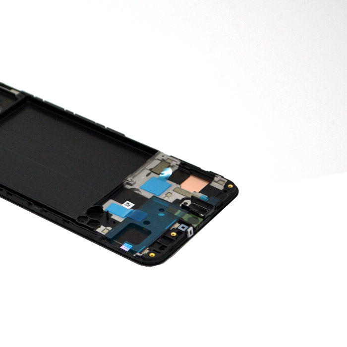 Genuine Samsung Galaxy A50 (A505F) Lcd and touchpad in black - Part
