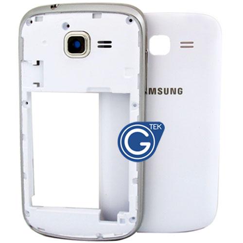 Samsung galaxy trend lite s7392 rear housing in white galaxy trend lite s7932 s7390 - Samsung galaxy trend lite s7390 ...