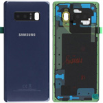 Genuine Samsung SM-N950 Galaxy Note 8 Battery Cover Blue -  Part no: GH82-14979B