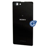 Sony Xperia Z1 Compact ,Xperia Z1 mini,D5503, Genuine Battery Cover in Black