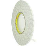 0.6 cm Roll of adhesive white tape 3m strong double sided for digitizers, frames and etc