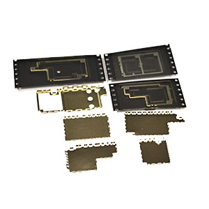 iPhone 4 Metal Shielding Cover Plate 8 in 1 Set- Replacement part (Compatible)