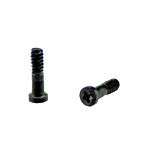 iPhone 5C Bottom Screws in Black- Pack of 10 pcs