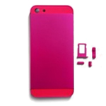 iPhone 5 Battery Back Cover in Hot Pink with Small Parts