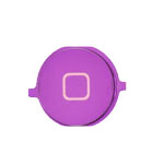 iPhone 4 Home Button in Metallic Purple- Replacement part (compatible)