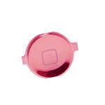 iPhone 4 Home Button in Metallic Pink- Replacement part (compatible)
