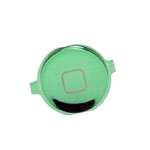 iPhone 4S Home Button in Metallic Green- remplacement part (compatible)
