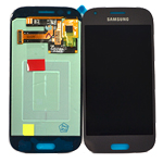 Genuine Samsung SM-G357FZ Galaxy Ace 4, Galaxy Ace Style LTE Complete Display LCD+Touchscreen Grey - PN: GH97-15986B