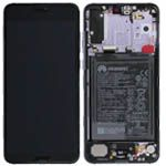 Huawei P20 Pro Complete lcd with frame and touchpad in Twighlight with Internal Battery - Part no: 02351WTU