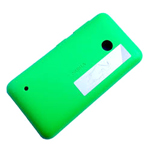 Battery cover Nokia Lumia 530 (green)- Part no: 02507L4