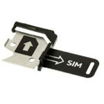 Genuine Nokia Lumia 620  Sim Card Tray- Part no: 0269B74