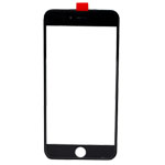 iPhone 6S Plus LCD Lens with Frame in Black