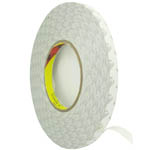 1.2 cm Roll of adhesive white tape 3m strong double sided for digitizers, frames and etc