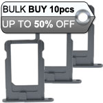 10Pcs iPhone 5S Sim Holder in Grey