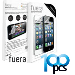 100pcs of New Design Fuera Screen Protector for iPhone 5, 5S, 5C - New transpex material (Only 9p each) - Amazing offer