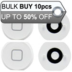 10Pcs iPad Mini Home Button White