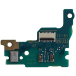 Genuine Sony (F8332) Xperia XZ Dual Flex Board Connector + Microphone - Sony part no: 1301-1220