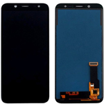 Genuine Samsung Galaxy J8 (J810) Lcd and touchpad in black - part no: GH97-22149A