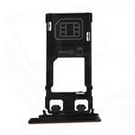 Genuine Sony (F8332) Xperia XZ Dual Sim Tray Black- Sony part no: 1304-9102