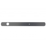 Genuine Sony (F8332) Xperia XZ Dual Top Cover Silver - Sony part no: 1302-1963