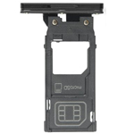 Genuine Sony Xperia XZ3 SS Cap Combo in Black - Part no 1313-0582