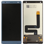 Genuine Sony H8216 H8266 Xperia XZ2 Lcd and touchpad in Green - Part no: 1313-1174