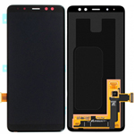 Genuine Samsung Galaxy A530, Galaxy A8 (2018), A530F Lcd and touchpad in black  P/N: GH97-21406A