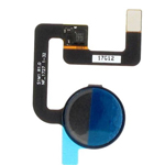 Genuine Google Pixel (G-2PW4200) - Fingerprint Sensor Flex Complete f. Black - Google part no : 54H20609-01M