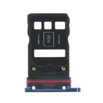 Genuine Huawei Mate 20 Pro Dual Sim (LYA-L29C) - Sim / SD Card Tray NM (Nano Memory) Blue - Part No : 51661KCS