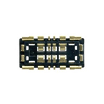 Genuine Huawei Mate 20 Pro Dual Sim (LYA-L29C) - Board Connector / FPC Flex Socket Card Block BTF Connector - Part No : 14241048