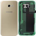 Genuine Samsung Galaxy A5 2017 Battery Cover Gold -GH82-13638B