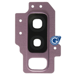 Samsung Galaxy S9 Plus G965F Camera cover with lens in Purple