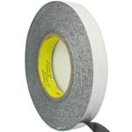 2.0 cm Roll of adhesive black tape 3m strong double sided for digitizers, frames and etc