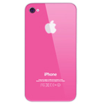 iPhone 4S Battery cover in Hot Pink