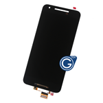LG Nexus 5X H790 Complete LCD and Digitizer Assembly in Black
