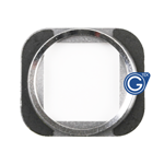 iPhone 6S Home Button Chrome Ring in Silver