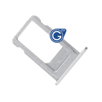iPhone 6S Plus Sim Tray in Silver