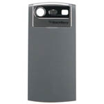 Genuine Blackberry 8120 Pearl Battery Door - Grey - ASY-14340-003