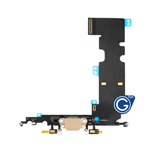 iPhone 8 Plus Charging Connector Flex in Gold -Replacment part (compatible)
