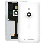 Genuine Nokia Lumia 925 Back Cover (White) - Nokia Part No: 00811C9