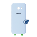 Samsung Galaxy A3 2017 SM-A320F Battery Cover in Blue