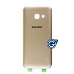 Samsung Galaxy A3 2017 SM-A320F Battery Cover in Gold