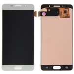 Genuine Samsung SM-A510F Galaxy A5 (2016) Complete Display Lcd with Touchscreen in White-Samsung part no: GH97-18250A