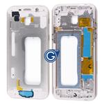 Samsung Galaxy A5 A520 LCD Frame Bezel in Gold