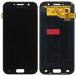 Genuine Samsung Galaxy A5 2017 (SM-A520F) Lcd with Touchpad in Black - Samsung part no : GH97-19733A