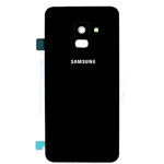 Samsung Galaxy A8 (2018) SM-A530F Battery Cover - Black