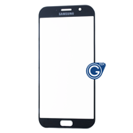 Samsung Galaxy A5 SM-A520 Glass Lens with Adhesive in Black