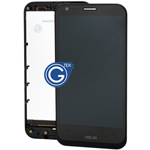 ASUS PadFone 2 (A68) Complete LCD with Digitizer and Frame in Black