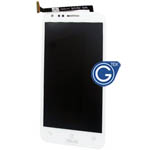 ASUS PadFone 2 Complete Lcd and digitizer in white