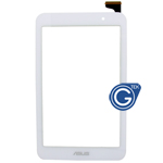 Asus Memo Pad HD7 ME176 Digitizer Touch Screen -White